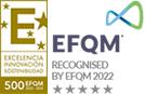 Acreditación EFQM 5 estrellas